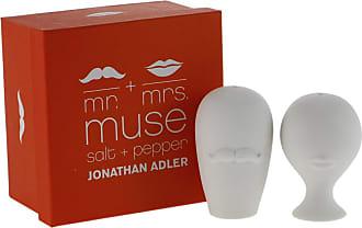 Jonathan Adler Mr & Mrs Salt & Pepper Shakers - Mr & Mrs