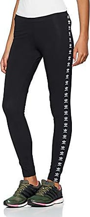 4fc2acb90d3937 adidas Adidas TRF TIGHT Damen Leggings,Schwarz (Black Black), 32