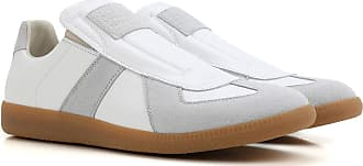 Maison Margiela Sneakers for Men On Sale in Outlet, White, Leather, 2017, 6.5
