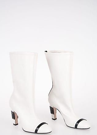 Stuart Weitzman 10cm Leather PORTER boots size 37,5