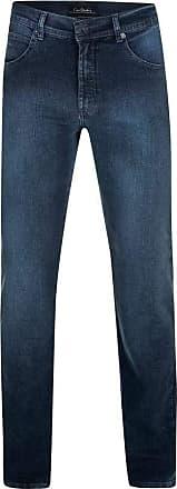 Pierre Cardin Calça Jeans Marinho Boulevard 48