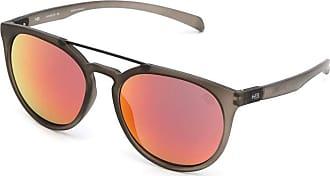 HB Óculos de Sol Hb Burnie Matte Onyx | Red Chrome