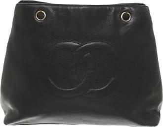 2d96e8a2989cb Chanel gebraucht - Handtasche aus Leder in Schwarz - Damen - Leder