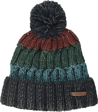 Barts Mens Wilhelm Beanie Hat, Turchese (0014-Aqua 014L), One Size