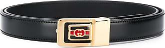 Gucci GG buckle belt - Black