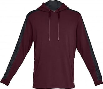 Under Armour Threadborne Terry Pullover Hoodie Funktionsshirts für Herren    lila bc38df21b9