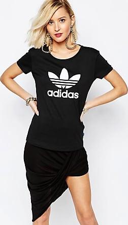 Adidas T Skjorter til Kvinner i Blå | Stylight
