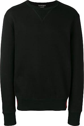 Alexander McQueen crew neck sweatshirt - Black