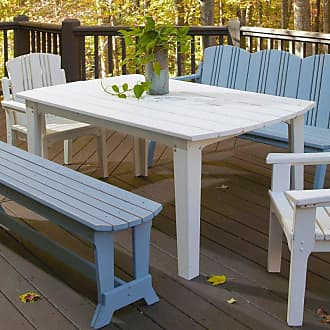 UWharrie Chair Outdoor Uwharrie Carolina Preserves 48-in. Rectangle Patio Dining Table - C092-024P