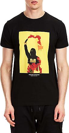 Weekend Offender Flare T Shirt, Black, XL