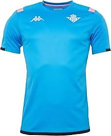 Kappa RBB Real Betis slim fit short sleeve training top with hydro-away protection