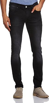 Religion Mens Noize Jeans, Washed Black, W34/L32