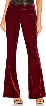 Rachel Zoe Hall Pant in Red