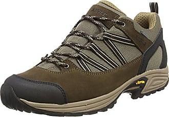 c93543c66dfa5 Aigle Mooven Low Gore-Tex, Chaussures de Randonnée Basses Homme, Marron ( Darkbrown