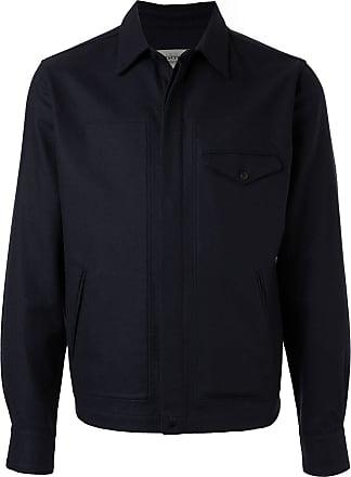 Kent & Curwen classic bomber jacket - Blue