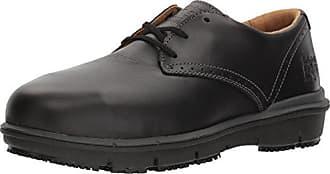 Timberland Mens Boldon Industrial Shoe, Black, 9.5 M US