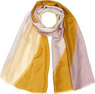 Stefanel Sciarpa Block Color 90X180, Echarpe Femme, Multicolore (Giallo  2160), Taille b783a5aa859