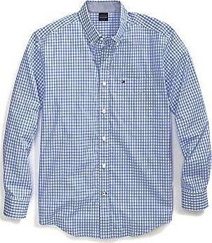 Tommy Hilfiger Mens Ben Flannel Button Up Shirt