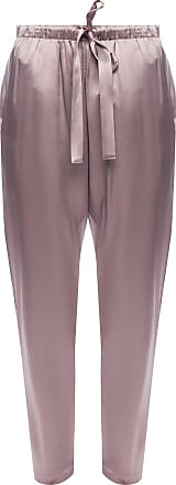 Undercover Silk Trousers Womens Purple