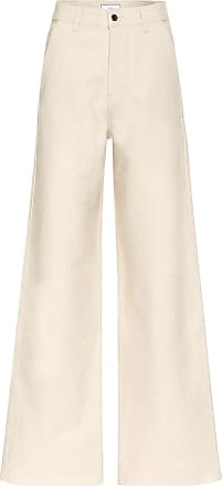 Ami High-Rise Flared Jeans