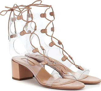 475bba6a385 Aquazzura® Leather Sandals − Sale  up to −60%