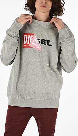 Diesel Logo Print S-SAMY Sweatshirt Größe Xxl