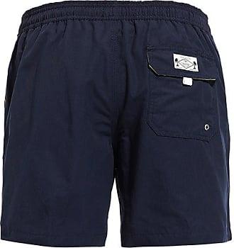 Cuisse de Grenouille pacifique board shorts marine blue