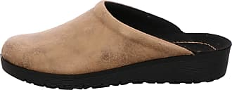Rohde 4320 Roma Womens Slippers, Size:7.5 UK, Colour:Beige