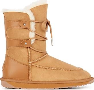 d37aae720c2 Emu Australia Womens Delegate Winter Real Sheepskin Boots Size UK 6
