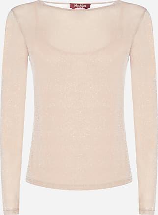 Max Mara Metallic fiber jersey blouse - MAX MARA STUDIO - woman