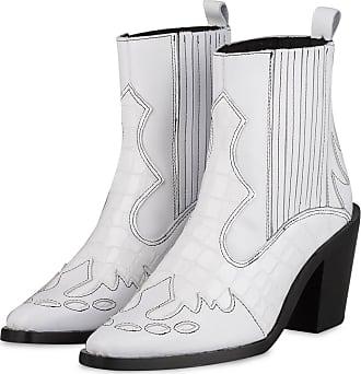 Kurt Geiger Cowboy Boots - WEISS