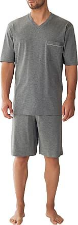 Zimmerli Zimmerli Mens Jersey Short Pajama M Grey Melange