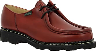chaussures à lacets cuir femme