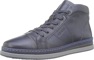 Igi & Co Mens Uomo-41302 Hi-Top Trainers, (Blu Scuro 4130222), 9.5 UK