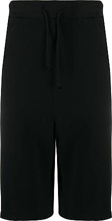 Henrik Vibskov Shorts sportivi Hang con cavallo basso - Di colore nero