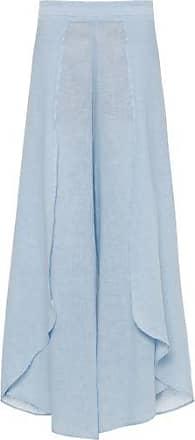 Vix Calça Solid Edna Vix - Azul