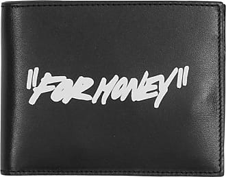 Off-white Off-white Quote bifold wallet BLACK/WHITE U