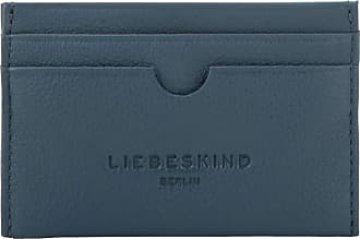 Liebeskind Basic SLG - Ara Cardholder Small Womens Credit Card Case, Blue (China Blue), 1x7x10 centimeters (B x H x T)