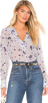 Paige Caressa Blouse in Lavender