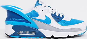 Nike Air Max 90 Flyease trainers in white