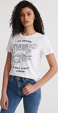 Superdry Workwear Chainstitch Embroidered T-Shirt