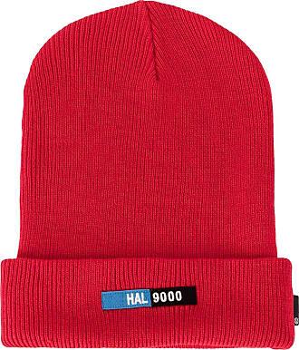 Undercover knitted beanie - Vermelho
