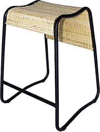 New Pacific Direct 6600014 Kimi 25 Rattan Counter Stool,Set of 2 Furniture, Natural