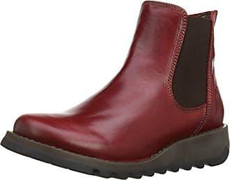 b72ccf645201c4 Chelsea Boots in Rot  Shoppe jetzt bis zu −30%