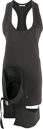 Zilver Tidy bodycon jersey dress - Grey