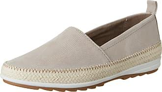 Jana Womens 24605 Loafers, Grey (LT. GREY 204), 6 UK (39EU)