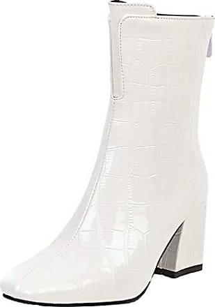 Schuhe schwarz Winter Herbst Blogger h&m Stiefel 38