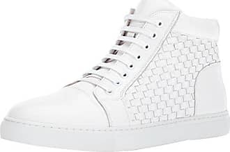 Zanzara Zanzara Mens Soul Fashion Sneaker, White, 13 US