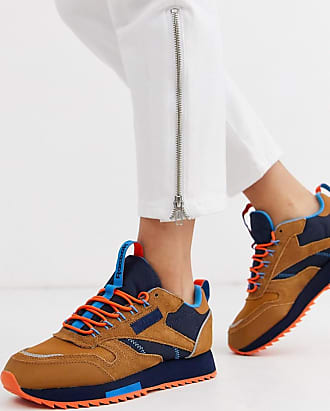 Reebok Classic - Sneaker in Sahara-Beige-Cremeweiß