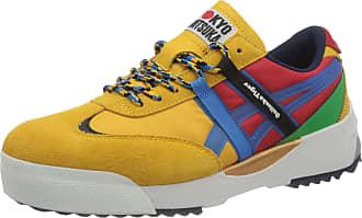 Onitsuka Tiger Unisex Adults 1183a604-750_40,5 Sneaker, Yellow, 6.5 UK